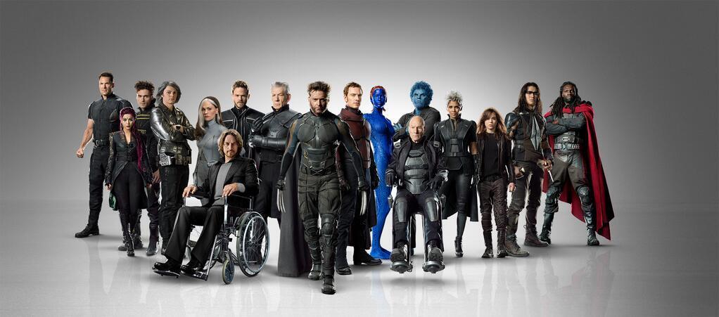 X Men: Dias de futuro pasado